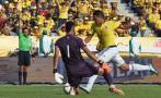 Perú vs. Colombia: los momentos claves del partido en imágenes