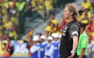 Paolo Guerrero reveló que Ricardo Gareca les llamó la atención