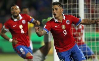 Chile venció 2-0 a Brasil por las Eliminatorias a Rusia 2018