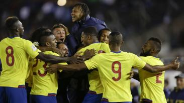Argentina vs. Ecuador: alegría y hazaña ecuatoriana en Bs. As.