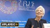 Lagarde: Hay que seguir modelo económico de la cocina peruana