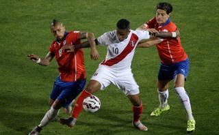Perú vs. Chile: día, hora y canal del partido por Eliminatorias