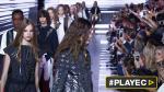 Así terminó la Semana de la Moda de París [VIDEO] - Noticias de frank gehry