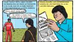 Perú vs. Colombia: La hazaña de Hugo Sotil en 1975 en un cómic - Noticias de hugo sotil