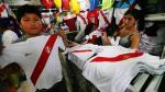 Perú vs. Colombia: así se vive la previa del partido en Gamarra - Noticias de teleticket de wong y metro