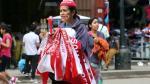 Perú vs. Colombia: así se vive la previa del partido en Gamarra - Noticias de supermercados wong