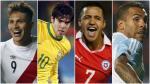Eliminatorias Rusia 2018: guía TV de la fecha 2 en Sudamérica - Noticias de estadio nacional