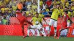 Perú cayó 2-0 ante Colombia en el inicio de las Eliminatorias - Noticias de freddy guarin