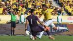 Perú vs. Colombia: los momentos claves del partido en imágenes - Noticias de pedro