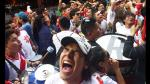El sufrimiento de hinchas durante el Perú vs. Colombia [FOTOS] - Noticias de empleos