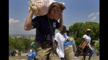 Sean Penn: su visita a Lima y las postales como activista