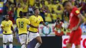 """""""Si el 1-0 era largo, el 2-0 resultó goleada para Colombia"""""""