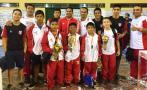Perú logró 14 medallas en Sudamericano de Gimnasia en Argentina