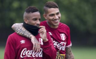 Jefferson Farfán ya puede jugar contra Chile