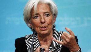 Jefa del FMI citó a Vallejo para ilustrar economía global