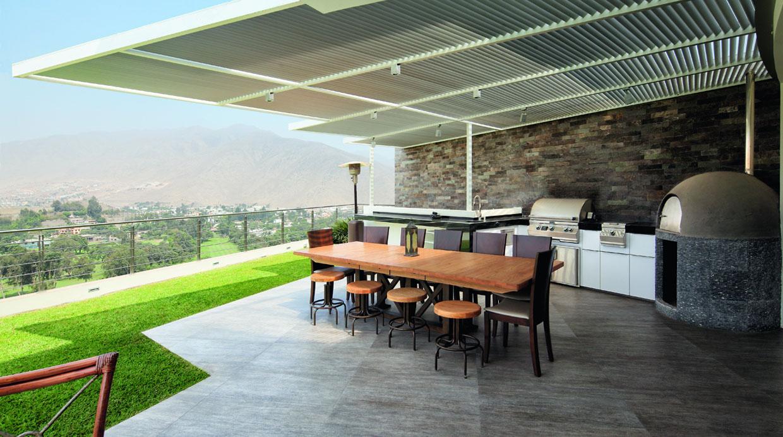 Terrazas consejos para convertirlas en un espacio for Techos terrazas fotos