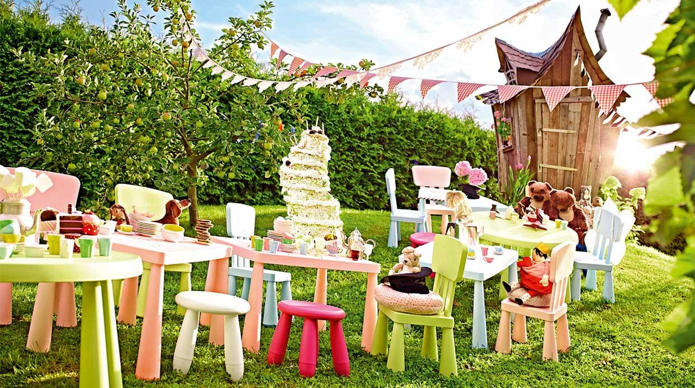 ideas novedosas para la decoracin de una fiesta infantil