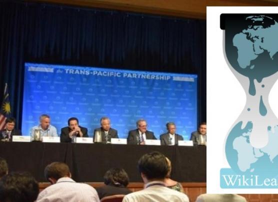 TPP: Wikileaks reveló el capítulo sobre propiedad intelectual