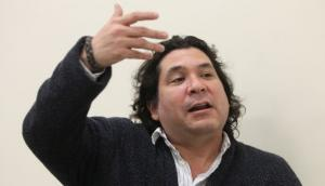 La Libertad: extorsionadores queman otro microbús en Trujillo