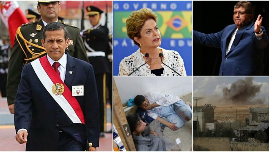 Los hechos más destacados de la semana en el Perú y el mundo