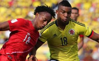 Perú tuvo más posesión, dio más pases y quitó más que Colombia