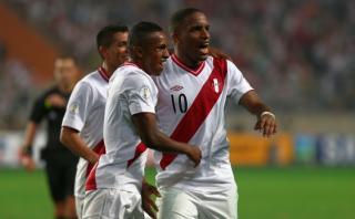 Selección: mira el gol que Farfán le hizo a Chile en el 2013