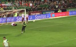 Iker Casillas realizó esta increíble atajada que te sorprenderá