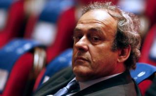 """Conmebol dijo que suspensión de Platini es """"desproporcionada"""""""