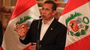 """Ollanta Humala: """"A mi promoción le corresponde su ascenso"""""""