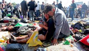Turquía vive el peor atentado terrorista de su historia