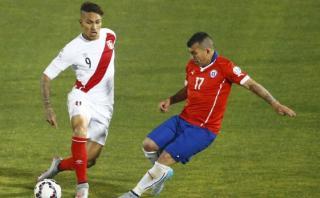 Perú vs. Chile: ¿Cuánto pagan las casas de apuestas?