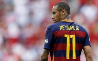 """Neymar: """"Quiero seguir haciendo historia en el Barcelona"""""""