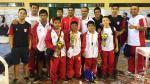 Perú logró 14 medallas en Sudamericano de Gimnasia en Argentina - Noticias de javier zuniga