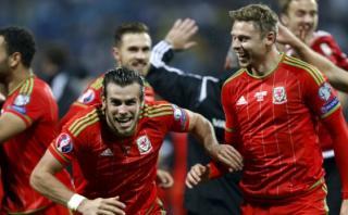 A Gales le sale cara su primera Eurocopa