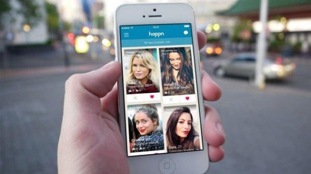 Happn utiliza herramientas de geolocalización para unir a personas. (Foto: EFE)
