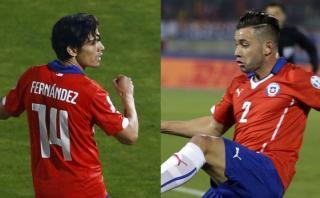 Selección chilena: Mena y Fernández posibles cambios ante Perú