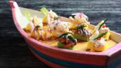 Restaurantes contra el hambre en cinco tentadores platos