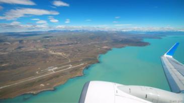 Recorra el sorprendente paisaje lunar de la Patagonia [FOTOS]