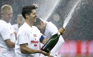 Eurocopa: Lewandowski anotó, sumó récord y clasificó a Polonia