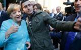 Angela Merkel admitió que no acogería refugiados en su casa