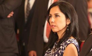Nadine Heredia: TC evaluará recurso en su contra este miércoles
