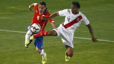 Perú vs. Chile: se miden hoy por las Eliminatorias Rusia 2018