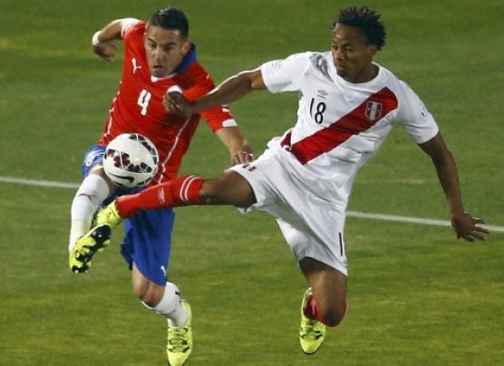 Perú vs. Chile: EN DIRECTO por las Eliminatorias Rusia 2018