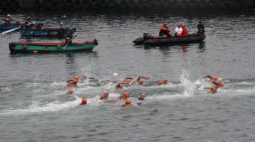 Ilo congregó a atletas para una exigente triatlón [FOTOS]