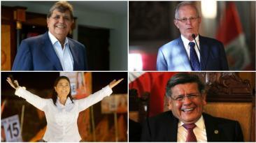 Elecciones 2016: conoce a los precandidatos a la presidencia
