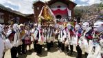Cusco: fiesta de la Virgen del Rosario congregó miles de fieles - Noticias de salvador urrutia
