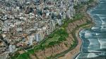 Espectaculares imágenes de Lima vista desde el cielo - Noticias de evelyn merino reyna