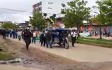 Puerto Maldonado: marchan y cierran comercios por paro regional