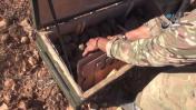 EE.UU. lanzó 50 toneladas de municiones a rebeldes en Siria