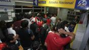 Perú vs. Chile: Metropolitano funcionará hasta la medianoche